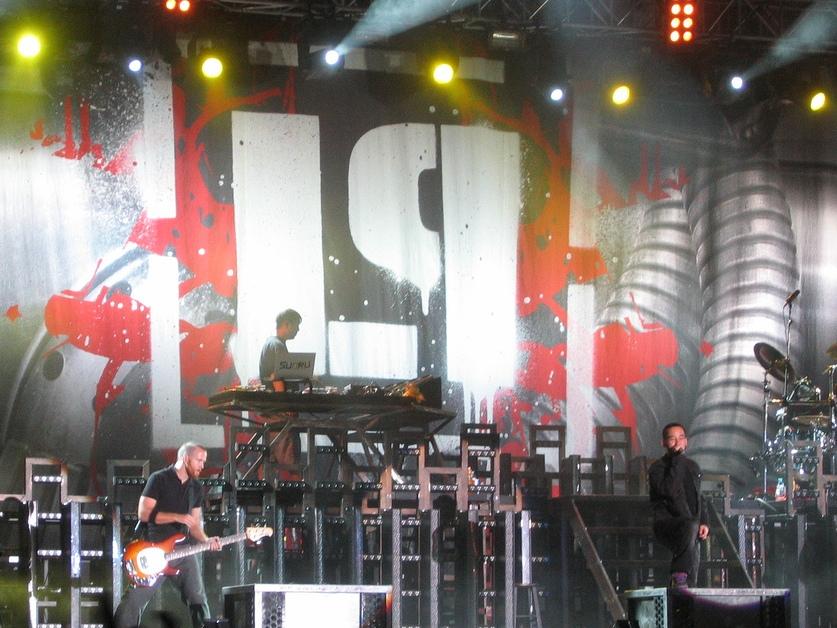 Linkin Park annonceret til Skive Festival