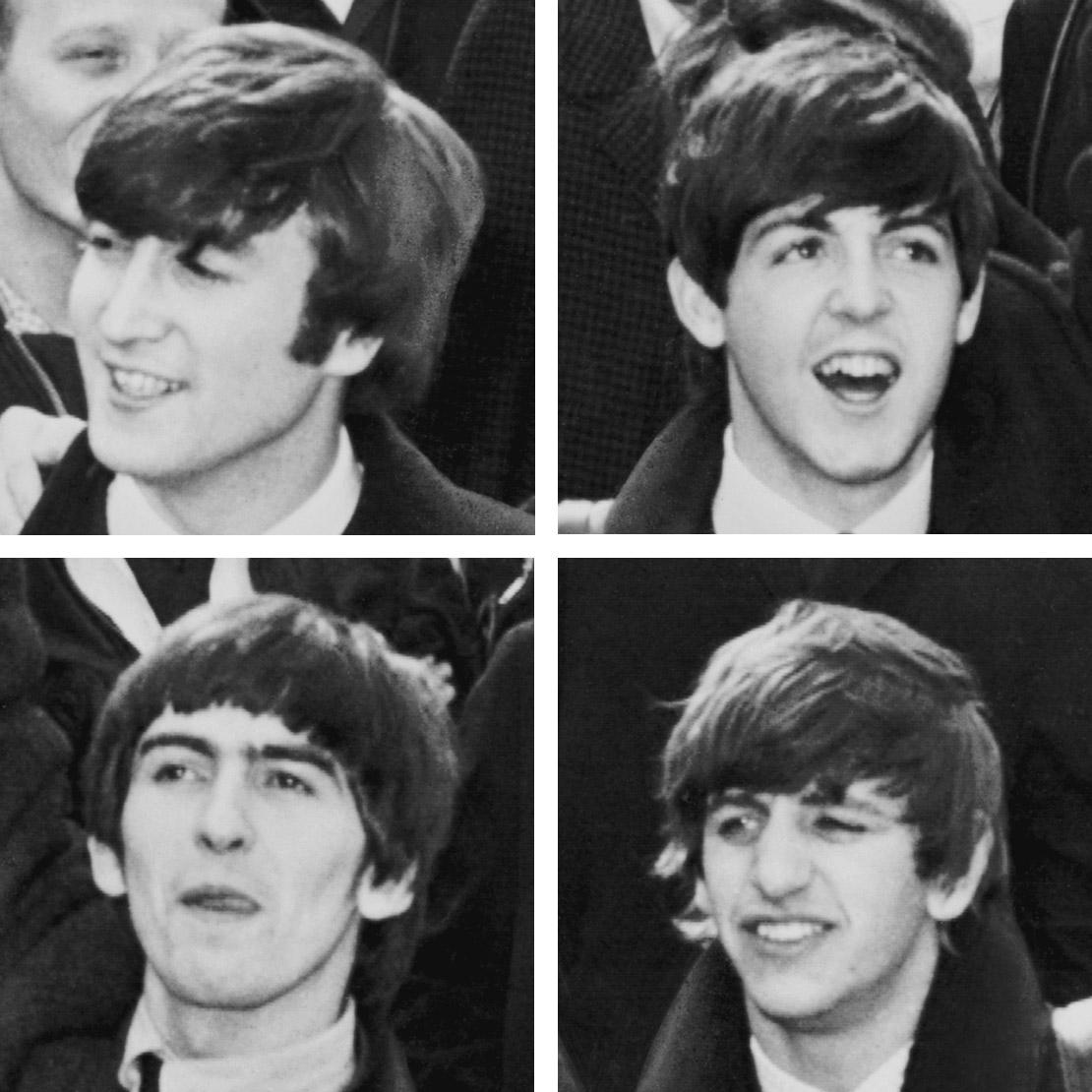 The Beatles skulle have været gendannet