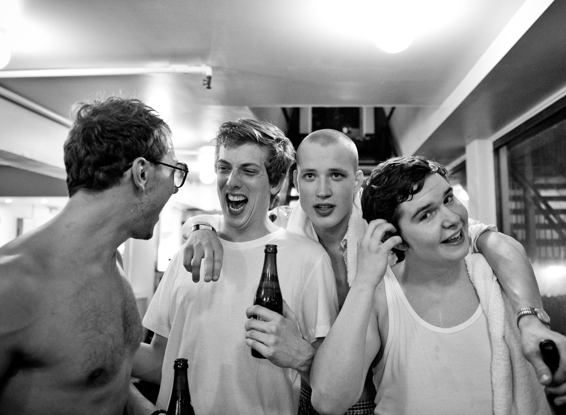 Lukas Graham sælger trods endnu uudgivet album