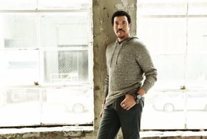 Lionel Richie går guld