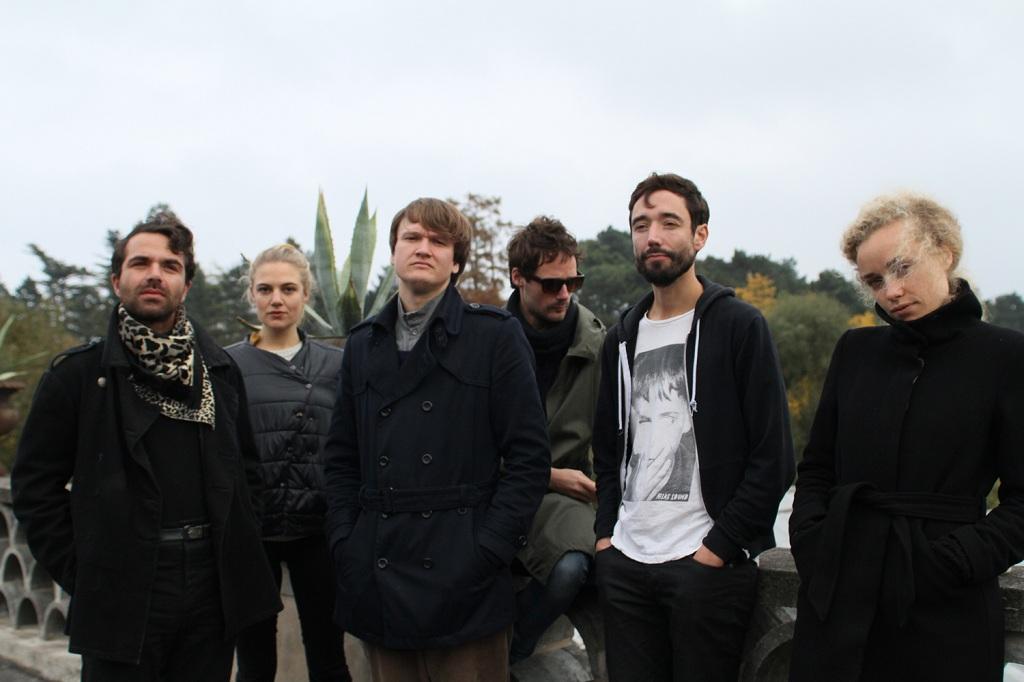 Choir Of Young Believers afslører support på Danmarks-tour