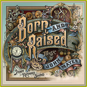 John Mayer – Born and Raised