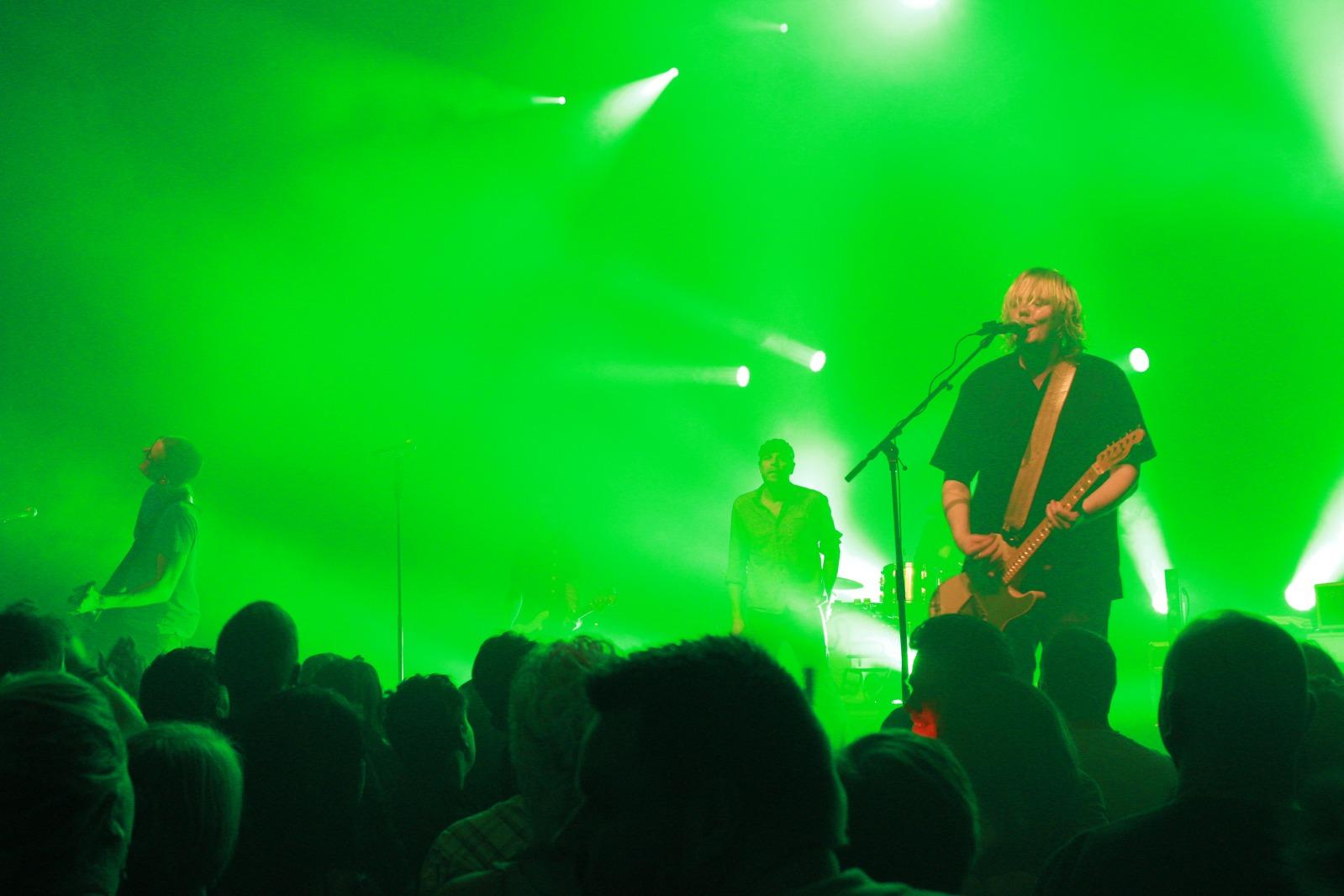 Magtens Korridorer @ Tinghallen Viborg 02-11-2012