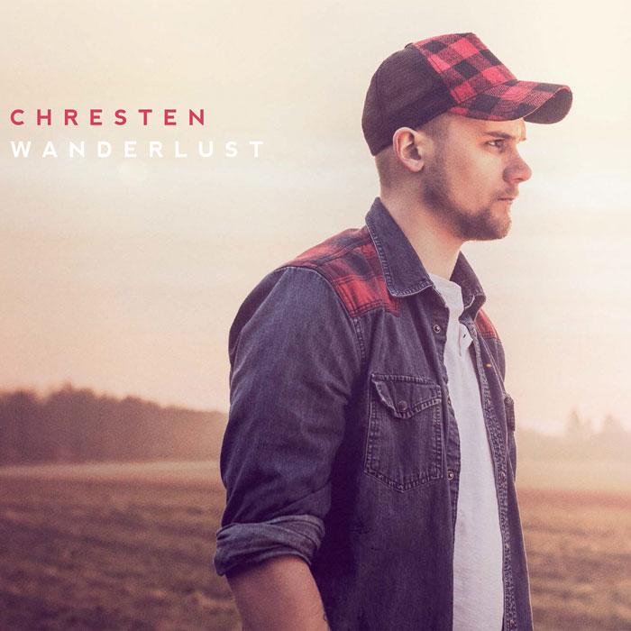 Chresten er klar med debutalbum
