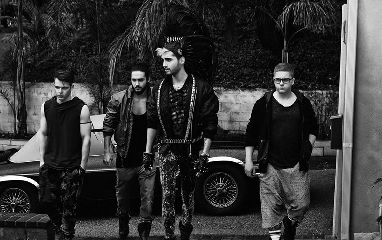 Tokio Hotel har genopdaget deres lyst til livet og musikken på deres nye album