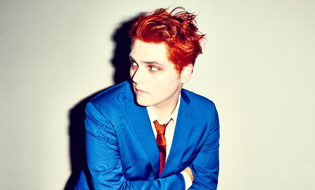 Gerard Way gæster Danmark på sin første solotour