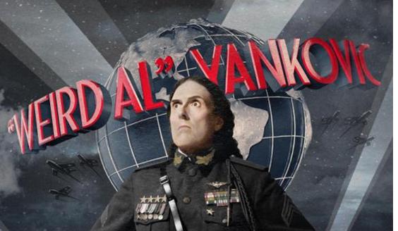 """""""Weird Al"""" Yankovic gæster Danmark for første gang"""