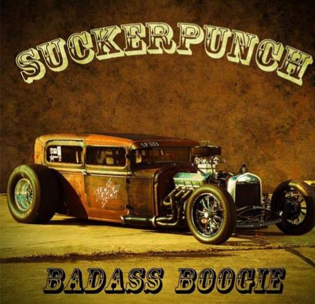 Suckerpunch – Badass Boogie (EP)