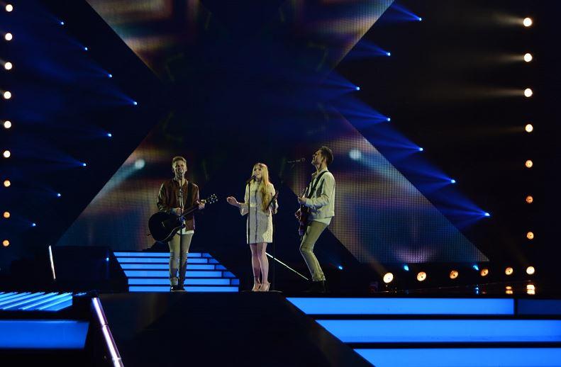 Ivarsson Bang og Neumann stemt ud af X Factor finalen