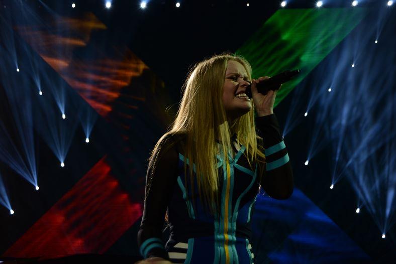 Emilie Esther vinder X Factor 2015