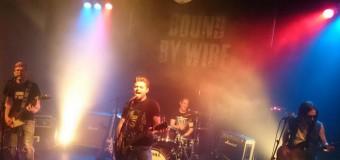 Bound By Wire holdte en fest på Paletten