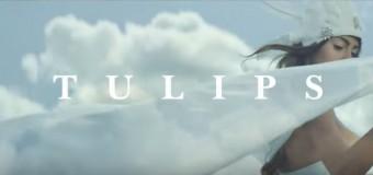 """Videoen til Christophers nye sang """"Tulips"""", er ude"""