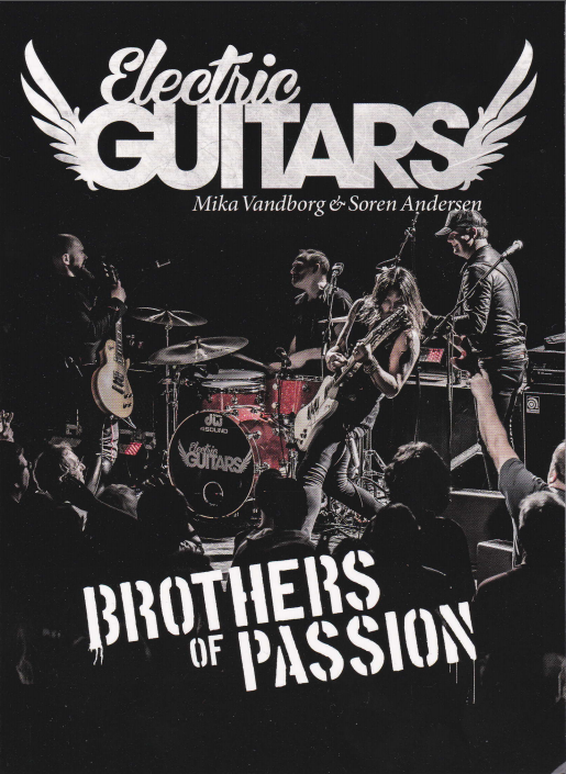 Electric Guitars - Brothers Of Passion