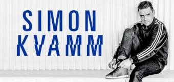 Simon Kvamm klar med ny single
