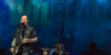 volbeat (C) Thomas Nygaard
