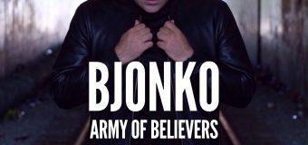 Bjonko klar med den første single fra kommende album