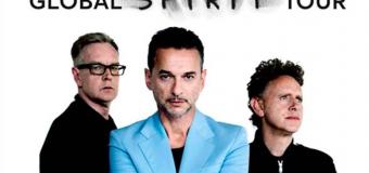 Depeche Mode udgiver nyt album og giver dansk koncert
