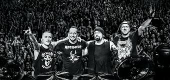 Volbeat giver koncert i Telia Parken