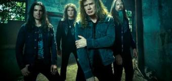 Megadeth giver dansk koncert til sommer