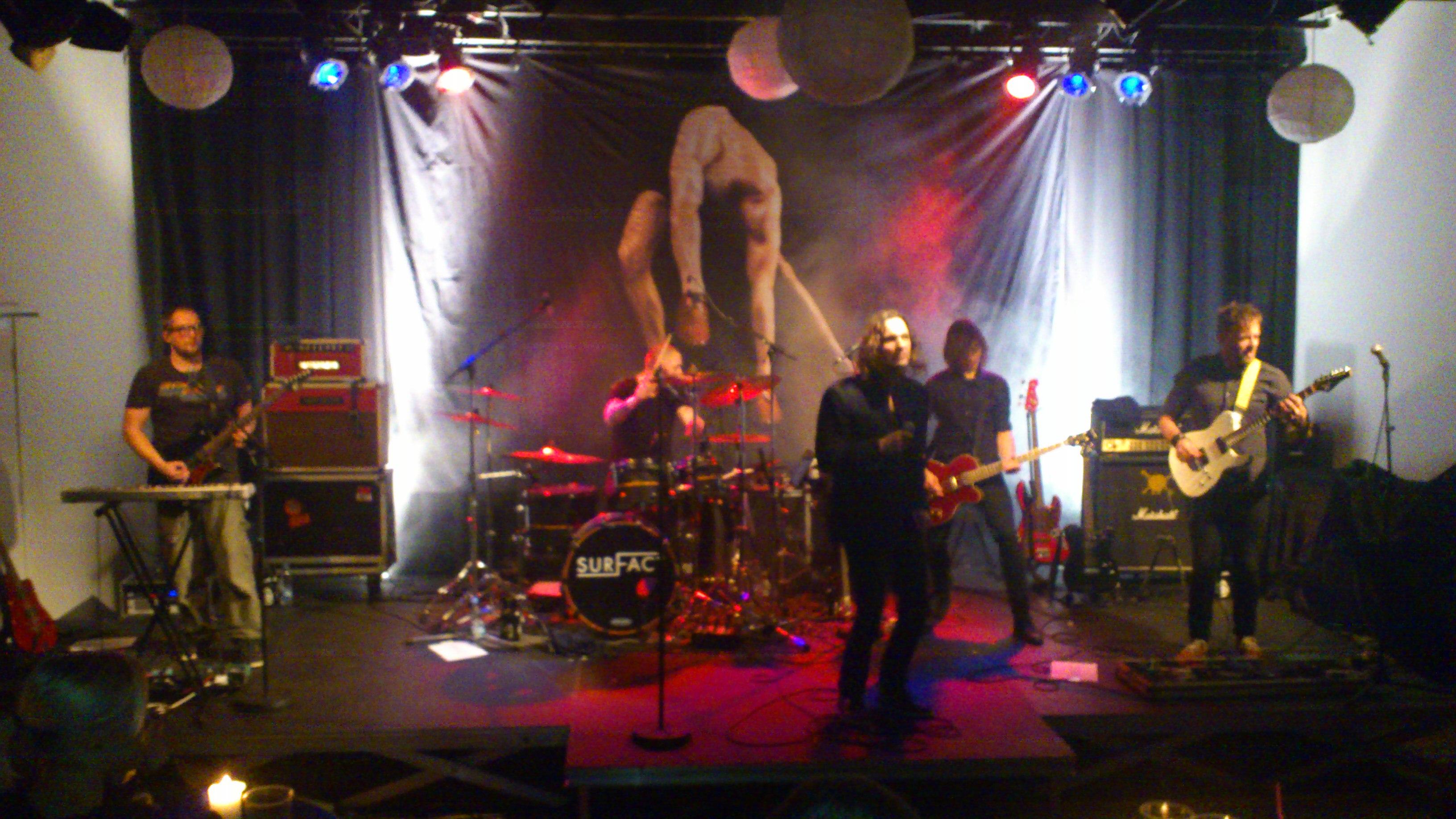 Surfact på Paletten Viborg 18-02-2012