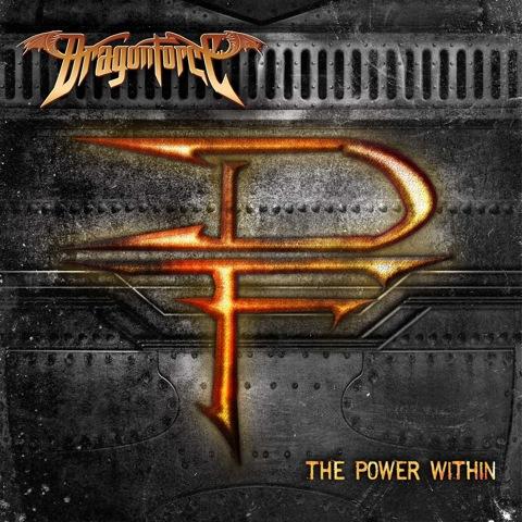 DragonForce coveret til det nye album