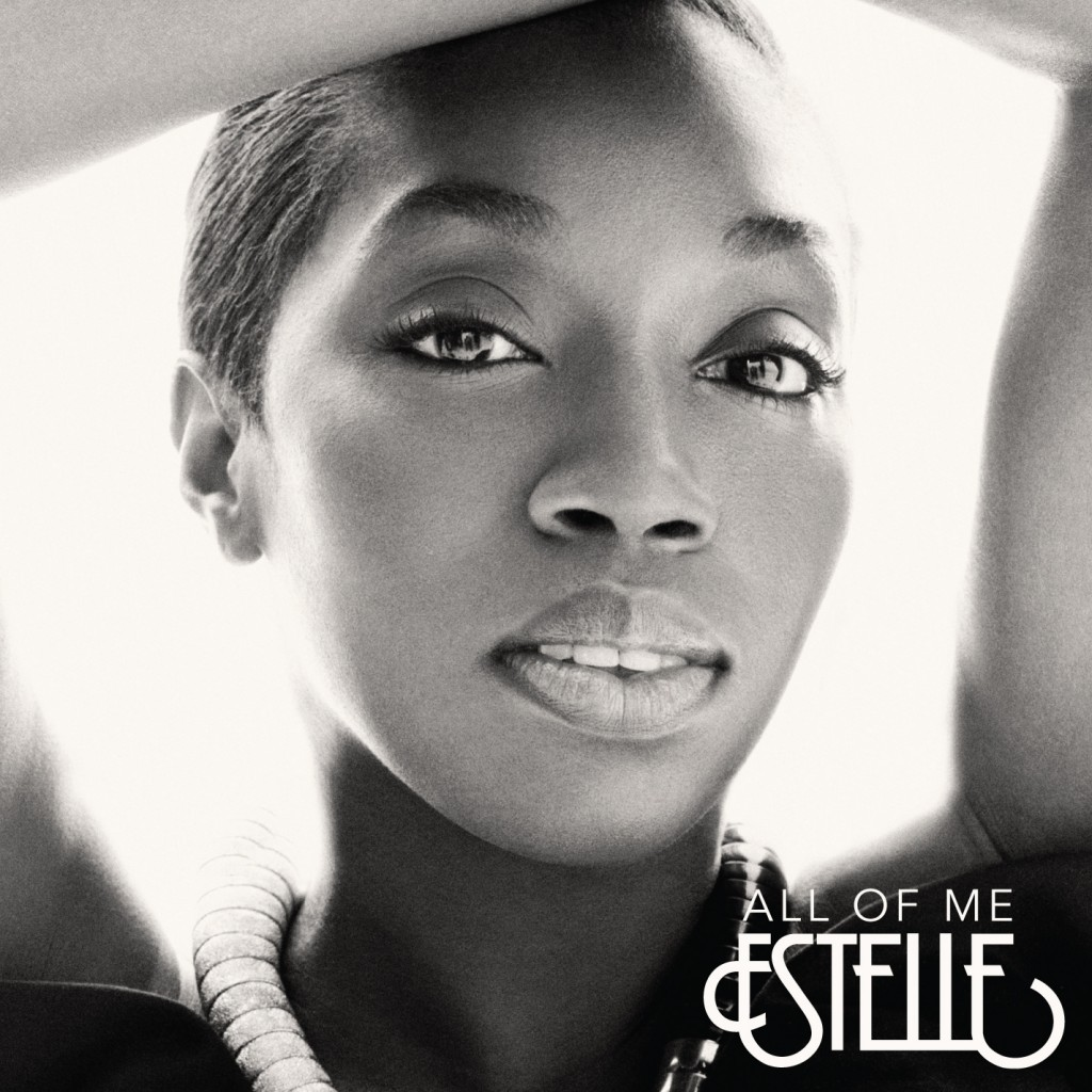 Coveret til Estelle's nye album