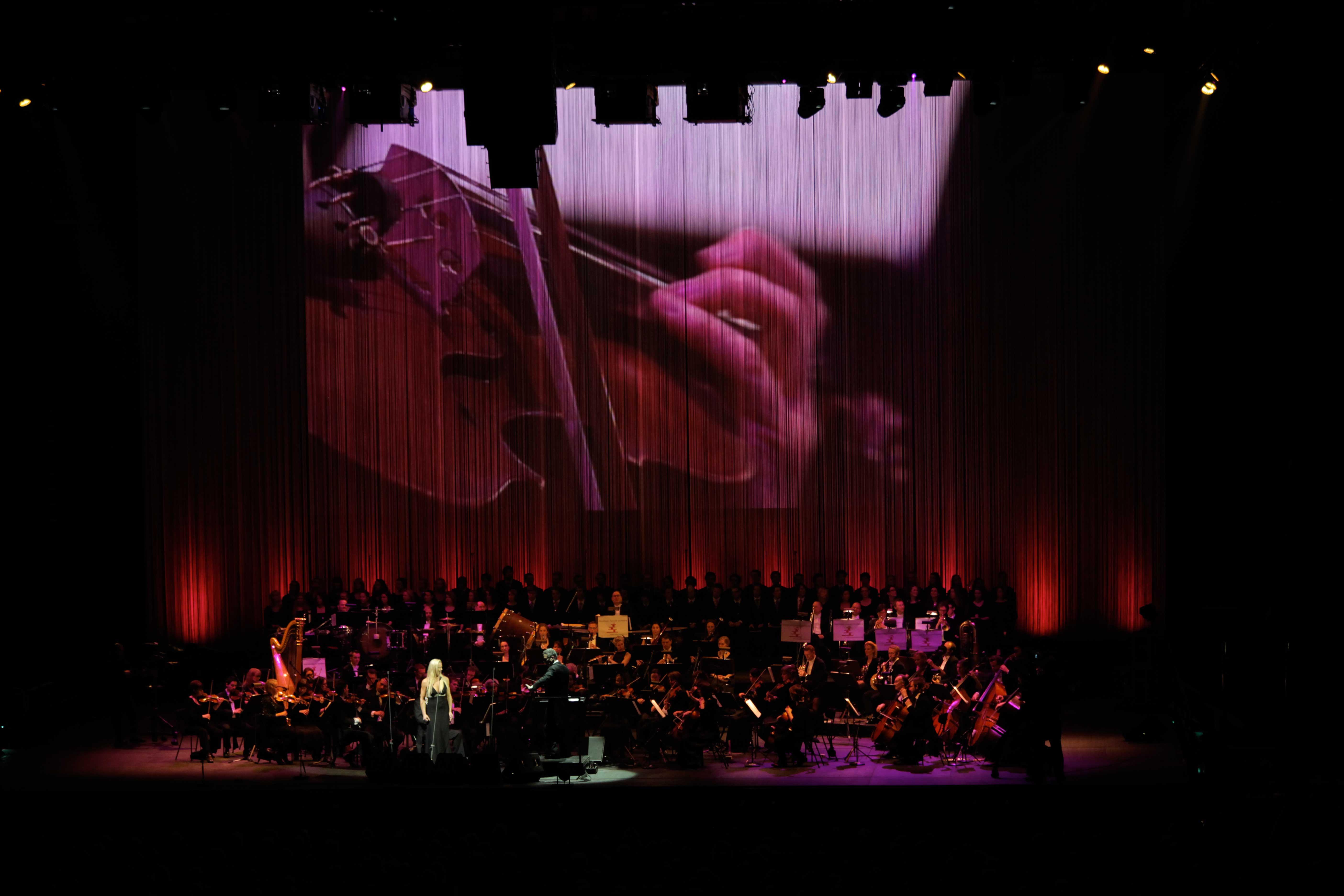 Il Divo på tour med Stockholm Concert Orchestra
