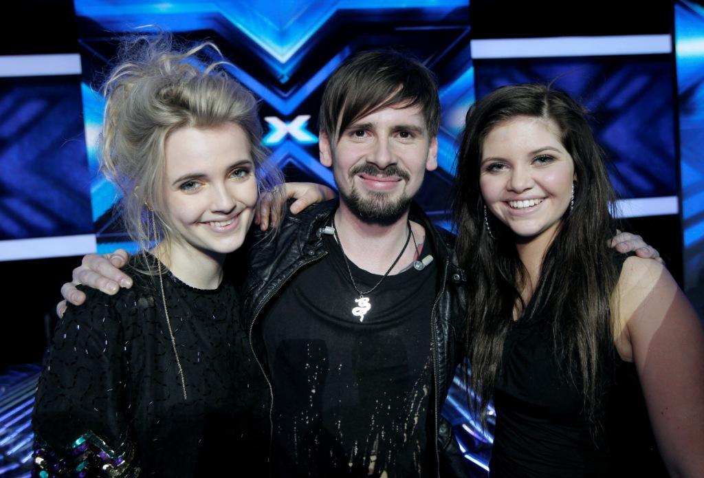 X Factor finalisterne skriver selv finale sangen