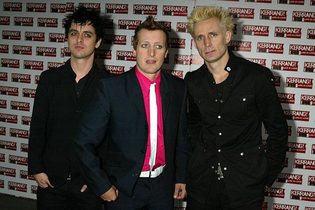 Green Day til Kerrang