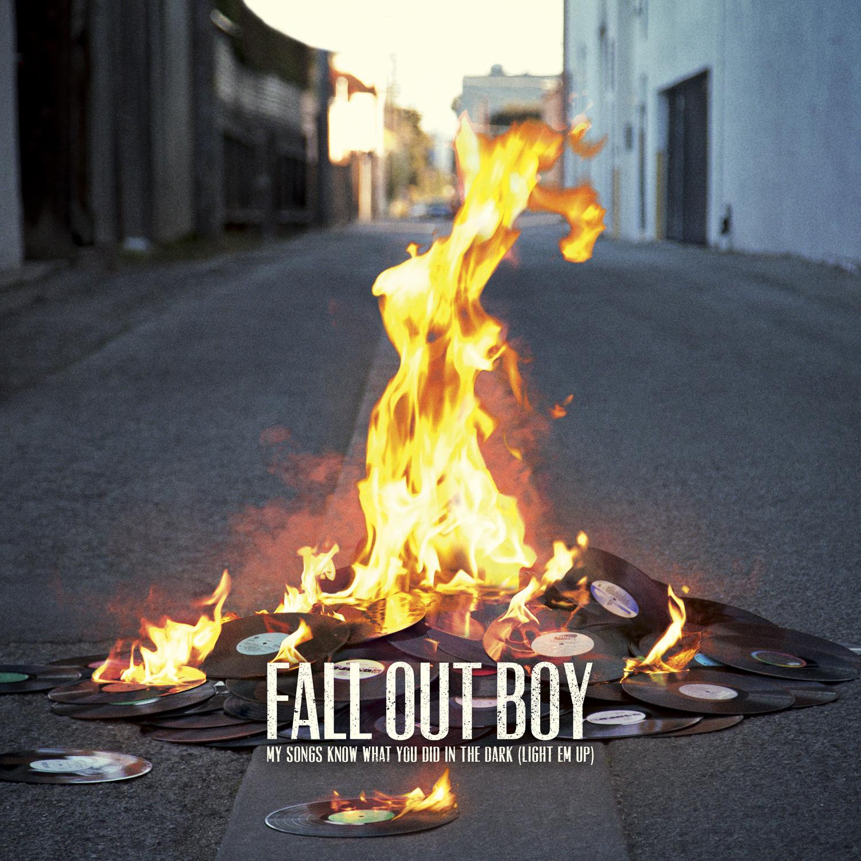 Fall Out Boy klar ude ny single