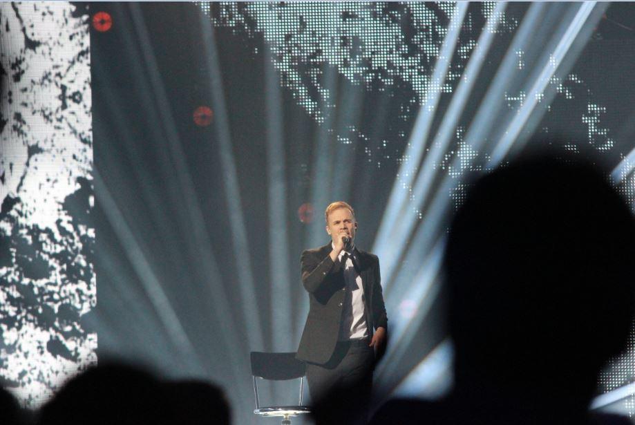 X Factor Finalen 2013: Vinderinterview med Chresten og Ida Corr