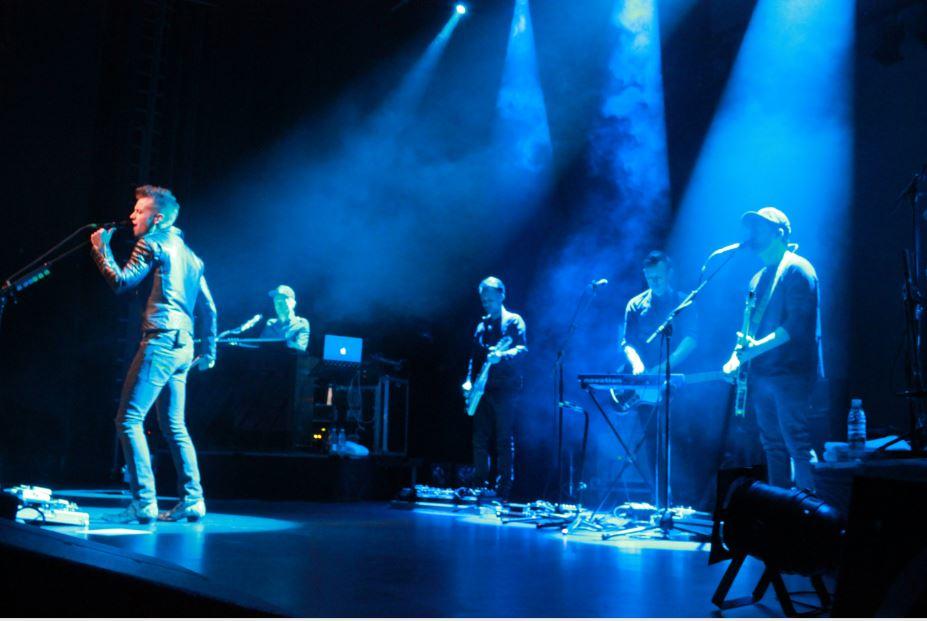 Mads langer drager på dansk turné