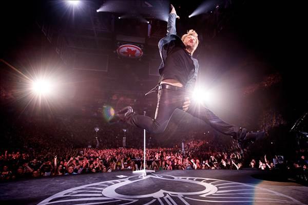 Kunne du tænke dig at opvarme for Bon Jovi?