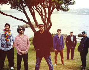Fat Freddy's Drop i Store Vega d. 8/10-13
