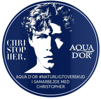 Aqua D'or indgår samarbejde med Christopher