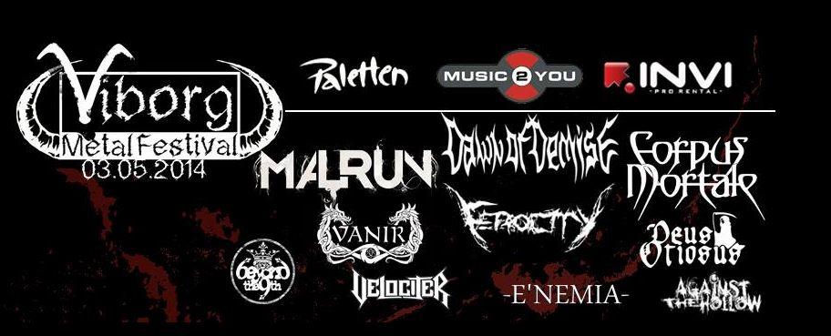 Festival Fokus: Viborg Metalfestival