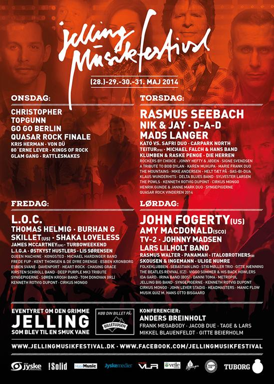 Festival Fokus: Jelling Musikfestival