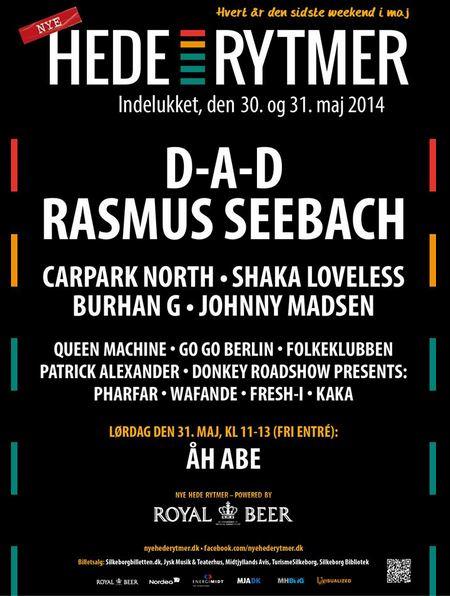 Festival Fokus: Nye Hede Rytmer Musik Festival