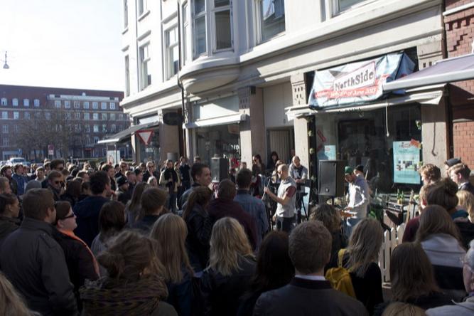 NorthSide Festival åbner Pop-Up shop i Aarhus