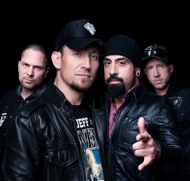 Volbeat giver én koncert i Europa næste år.