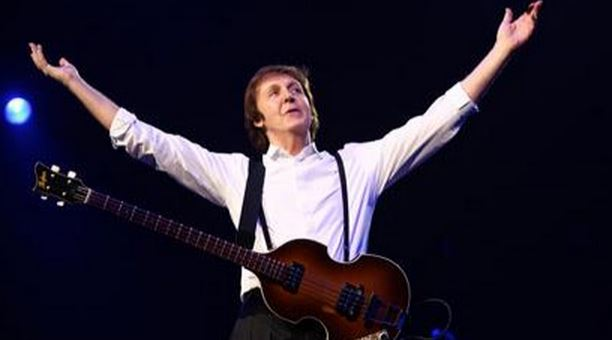 Legendariske Paul McCartney til Roskilde Festival