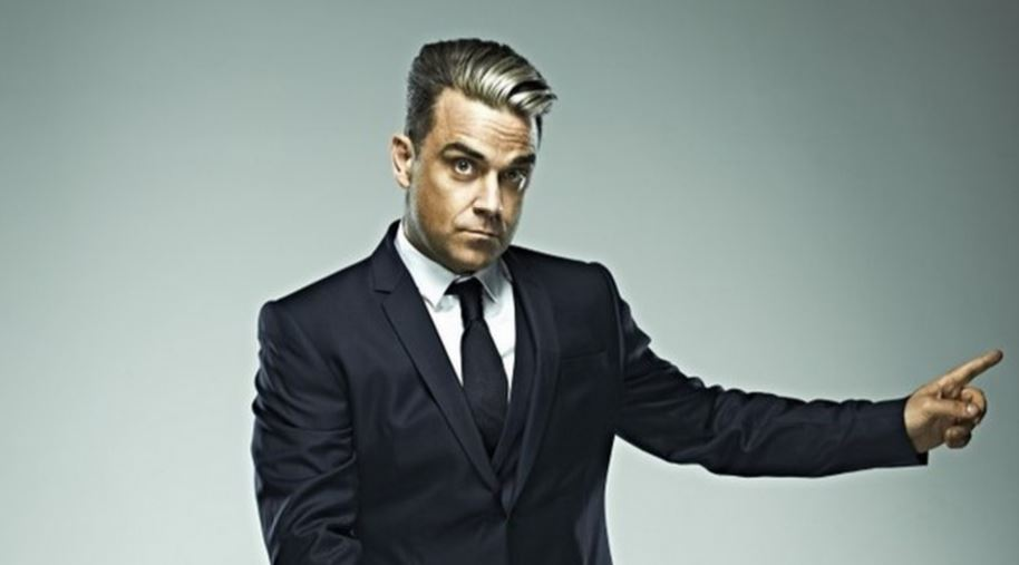 Robbie Williams, Tinderbox