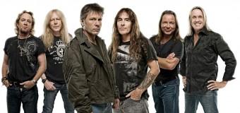 Iron Maiden til Heden