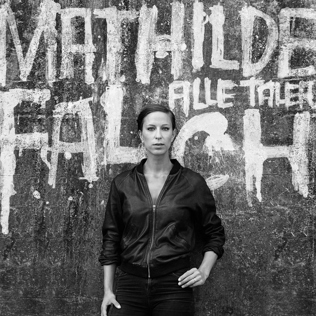 Mathilde Falch - Alle Taler