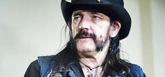 Ikoniske Lemmy Kilmister død
