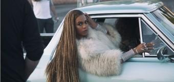 Beyoncé giver koncert i København