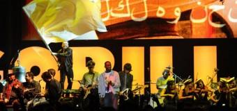 Damon Albarn åbner Orange Scene med syrisk nationalorkester