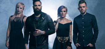 Skillet giver to koncerter på dansk jord til efteråret