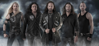 Hammerfall gæster København i forbindelse med nyt album