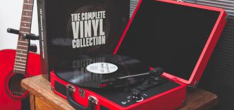 Den perfekte vinylafspiller til livsnyderen